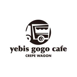 yebis gogo cafe CREPE WAGONのロゴ画像