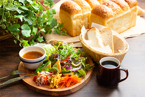 Green Bakery SALAD&TOASTの画像