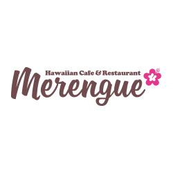 Hawaiian Cafe & Restaurant Merengueのロゴ画像