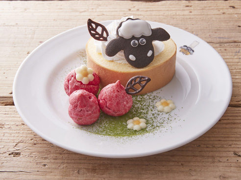 ひつじのショーン Farm Cafeの画像