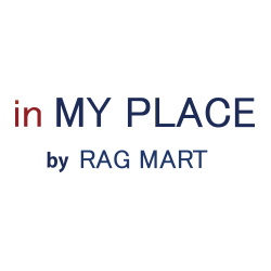 in MY PLACE by RAGMARTのロゴ画像