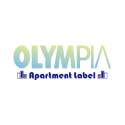 OLYMPIA Apartment Labelのロゴ画像