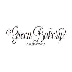 Green Bakery SALAD&TOASTのロゴ画像