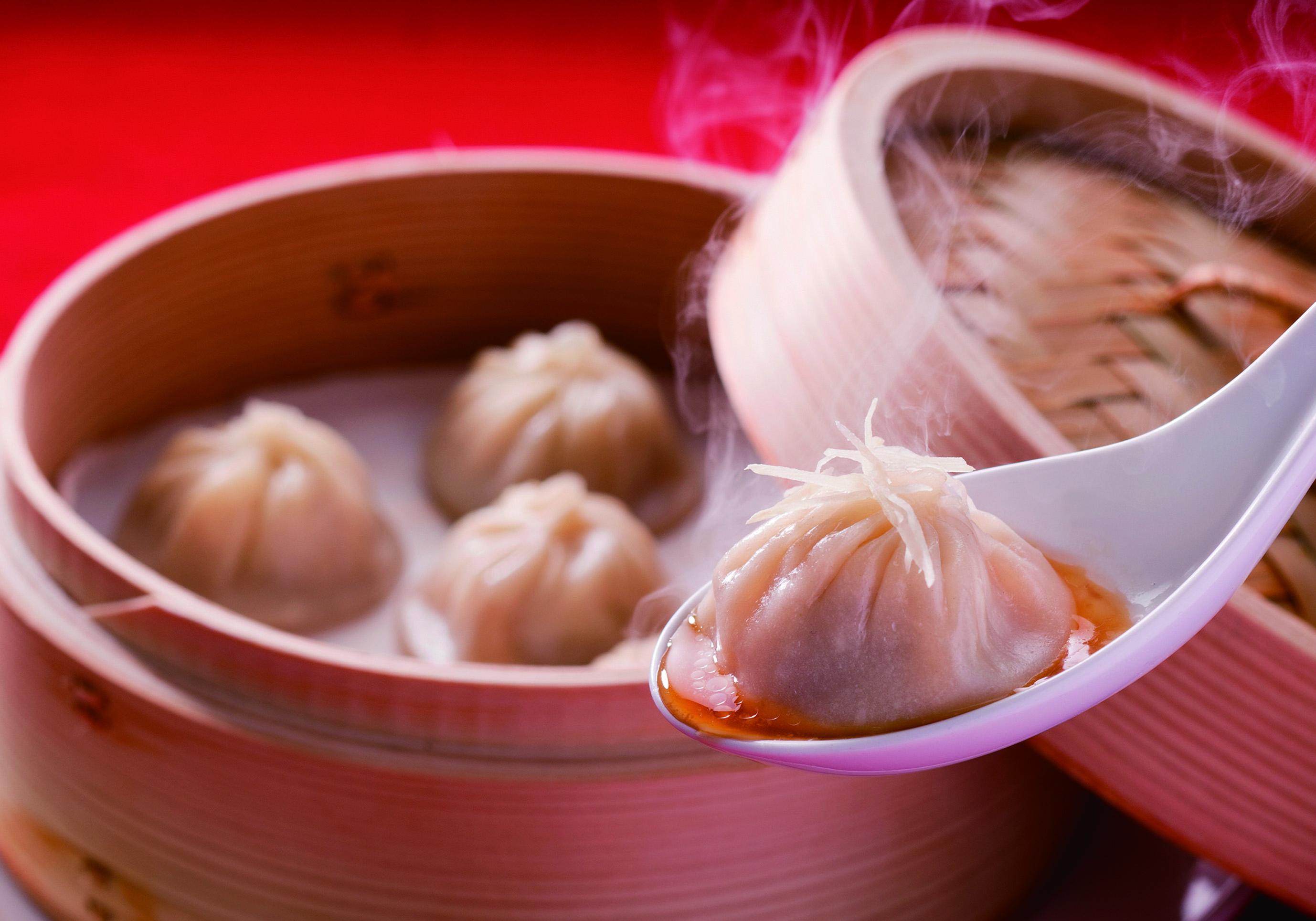 上海湯包小館の画像