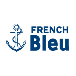 FRENCH Bleuのロゴ画像