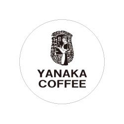 やなか珈琲店のロゴ画像