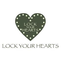 LOCK YOUR HEARTSのロゴ画像